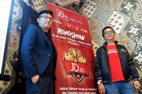 Turnamen JD.ID High School League 2019 Kembali Digelar