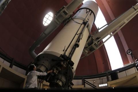 Kolokium Bersama Peneliti NASA di ITB