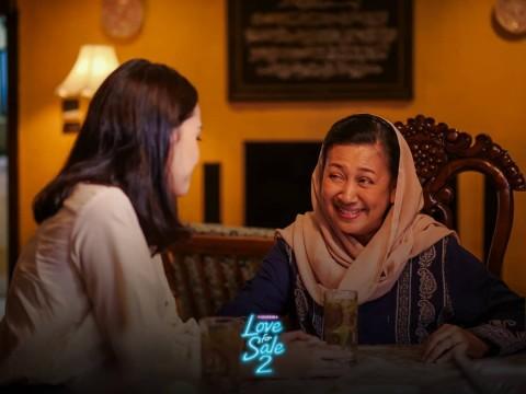 Pengalaman Seru Ratna Riantiarno Bintangi Film Love for Sale 2