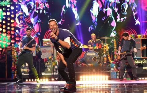 Poster Misterius yang Menandakan Album Baru Coldplay