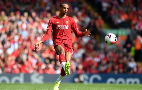 Jelang Duel dengan MU, Liverpool Dapat Kabar Baik dari Matip