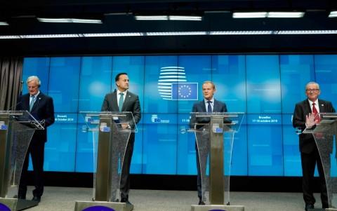 Uni Eropa Desak Parlemen Inggris Dukung Kesepakatan Brexit