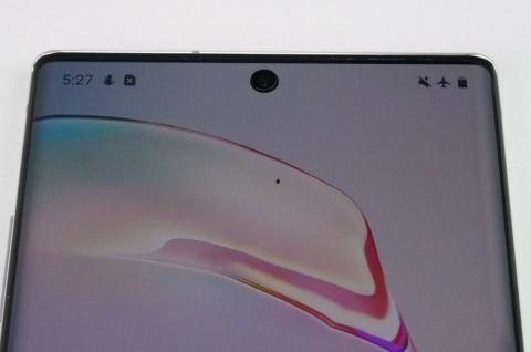Ponsel Samsung Berkamera di Bawah Layar Tersedia 2020