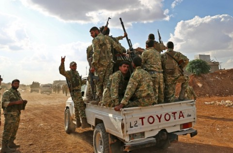 Turki Didesak Uni Eropa untuk Segera Akhiri Invasi di Suriah