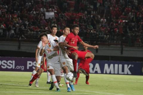 Kunci Kemenangan Timnas U-19 atas Tiongkok