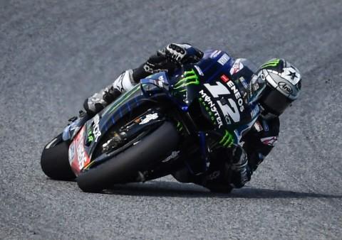 Maverick Vinales Pimpin FP1 MotoGP Jepang