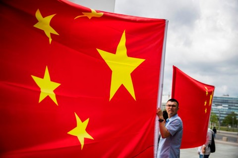 Ekonomi Tiongkok Tumbuh 6,2% selama Tiga Kuartal