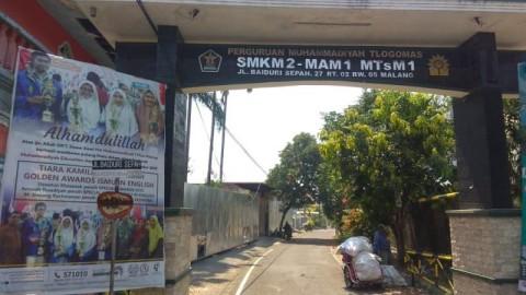 SMK Muhammadiyah Malang Serahkan Kasus Motivator ke Polisi