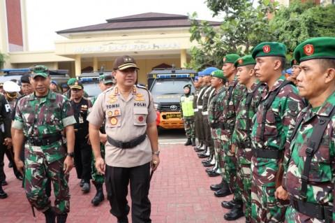 Pengamanan Objek Strategis di Banten Diperketat