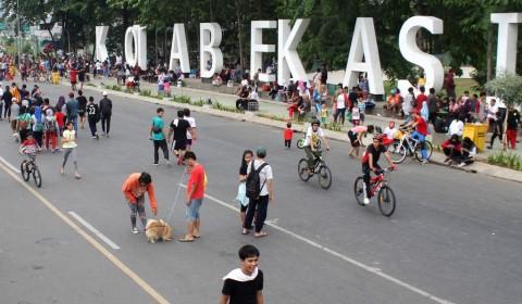 CFD di Bekasi Ditiadakan Saat Pelantikan Presiden