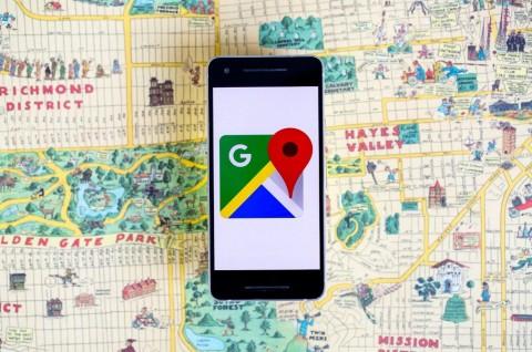Google Maps Bisa Laporkan Insiden Berkendara di iOS