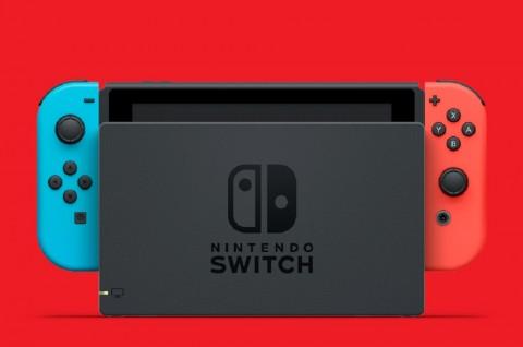 Capaian Baru Penjualan Nintendo Switch