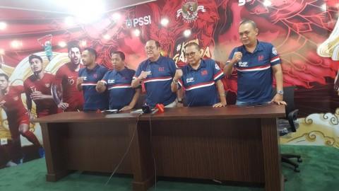 KBP Loloskan 4 Orang Kandidat Pengurus PSSI