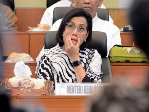 Sri Mulyani Minta Maaf ke Jokowi