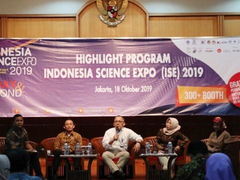 ISE 2019 Ajang Pameran Riset Ilmiah Indonesia