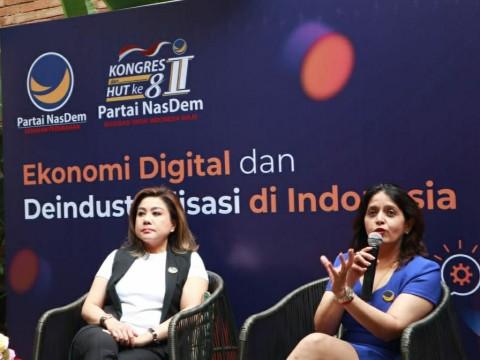 NasDem Dorong Pemanfaatan Ekonomi Digital