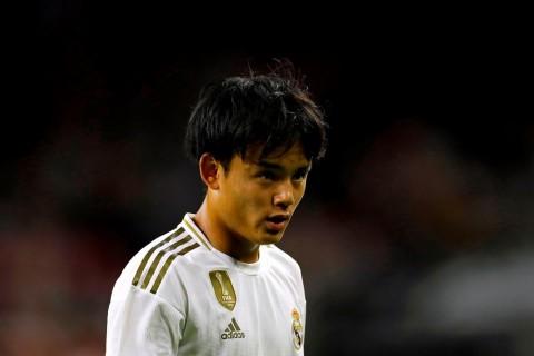 Takefusa Kubo Beberkan Alasan Terima Pinangan Real Madrid