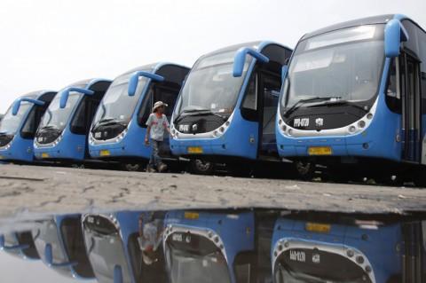 Organda Minta Kondisi Fisik Bus Zhongtong Diperhatikan