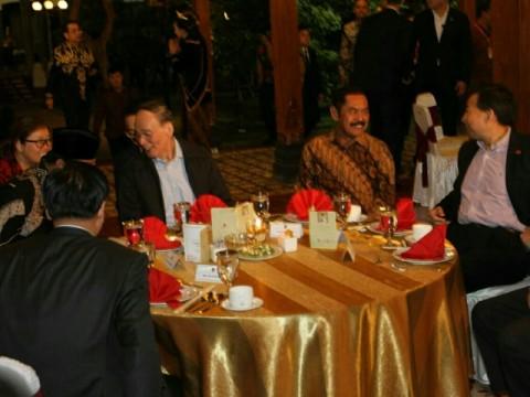 Wapres Tiongkok Nostalgia Masa Kecil di Kampung Jokowi