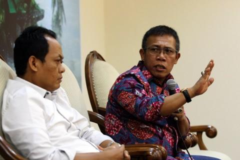 Masinton Sebut Erick Thohir Ada di Daftar Menteri