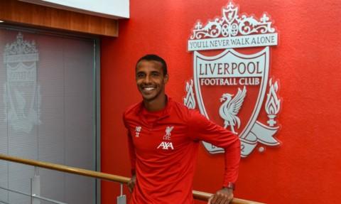 Joel Matip Teken Kontrak Lima Tahun di Liverpool