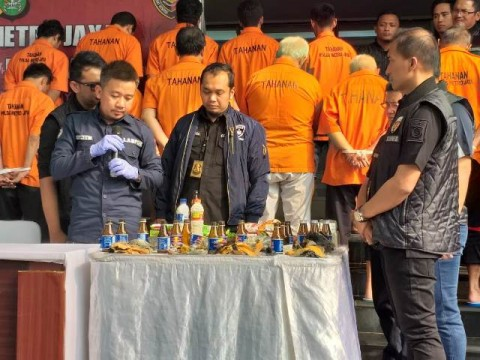 Bom Rakitan Dosen IPB Berdaya Ledak 30 Meter