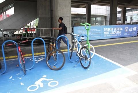 Pengurus Gedung  Diminta Sediakan Fasilitas Bagi Pesepeda