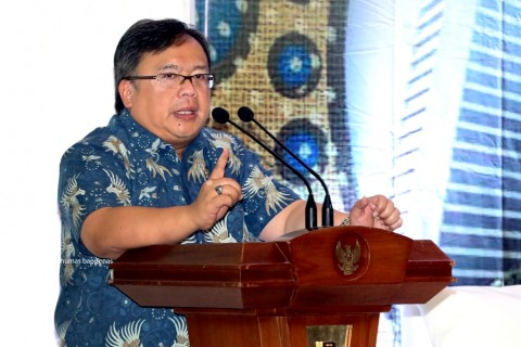 Pesan Menteri Bambang untuk Penerusnya di Bappenas