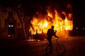 Demo Tiket Kereta Ricuh, Chile Terapkan Status Darurat