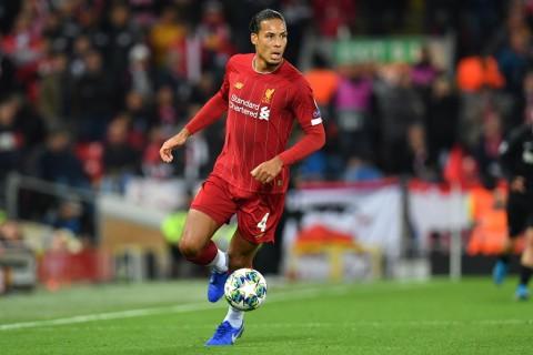 Van Dijk Pastikan Liverpool tidak Terbeban di Puncak Klasemen