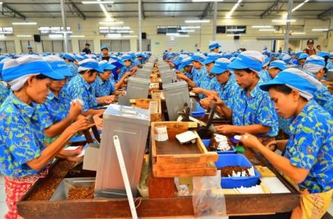 Produksi Rokok Turun, Kenaikan Cukai Disayangkan