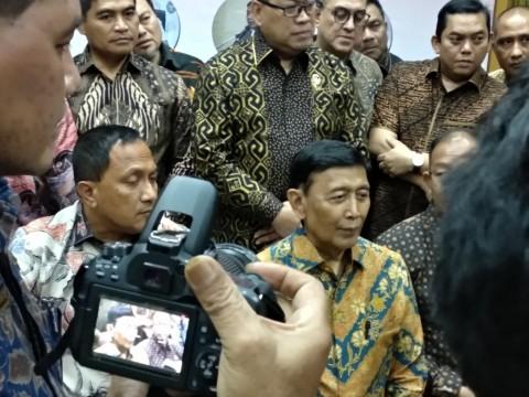 Wiranto 'Bolos' dari RSPAD Demi Pamit kepada Staf