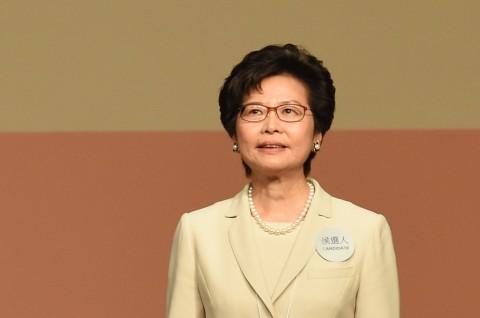 Pemimpin Hong Kong Bela Penggunaan Kekerasan oleh Polisi