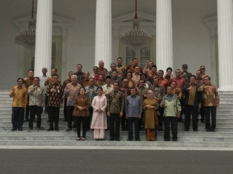 Menteri Jokowi Dilarang Kucing-Kucingan dengan Media