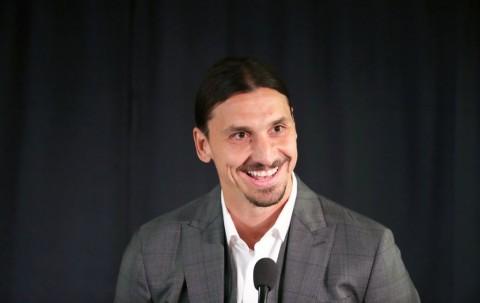 Kode Ibrahimovic ke Inter: Saya Cocok dengan Conte