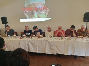 Jokowi Diminta Bentuk TPF Kasus Novel