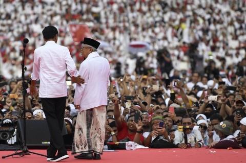 NasDem Berharap Kesuksesan Periode Kedua Jokowi