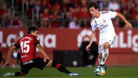 Tanpa Hazard, Real Madrid Ditumbangkan Mallorca