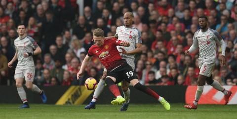 Jadwal Siaran Sepak Bola Nanti Malam: Manchester United vs Liverpool