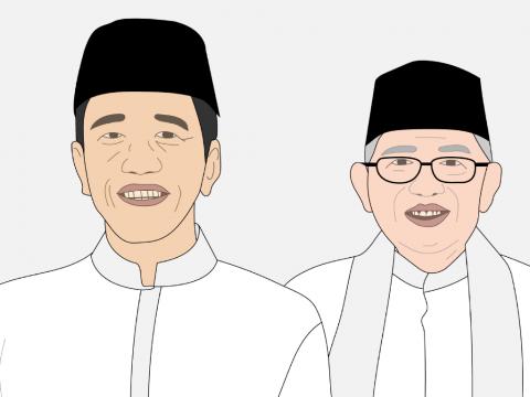 Jokowi-Ma'ruf Diminta Realisasikan Infrastruktur bagi Milenial