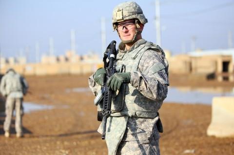Ditarik dari Suriah, Pasukan AS Dikirim ke Irak