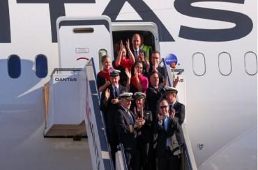 Maskapai Australia Uji Coba Penerbangan 19 Jam Nonstop