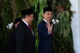 Jokowi akan Pangkas Sistem Kepangkatan PNS