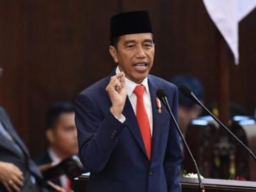 Jokowi Target PDB RI Capai USD7 Triliun di 2045