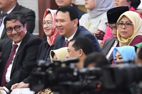 Ahok Diundang Jokowi Menghadiri Pelantikan