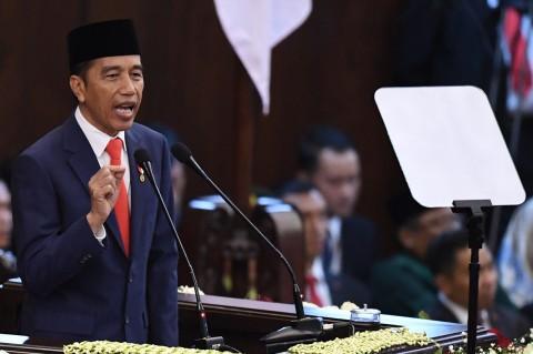 Jokowi Ingin RI Lepas dari Jebakan Kelas Menengah