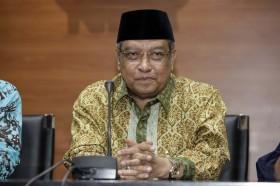 Ketum PBNU Doakan Jokowi-Ma'ruf Kuat Lahir Batin