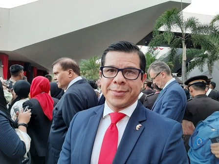 Venezuela Taruh Ekspektasi Tinggi di Periode Kedua Jokowi
