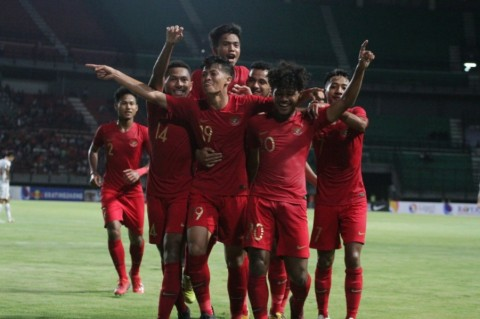 Digasak Tiongkok, Bukan Kemenangan yang Dicari Timnas U-19