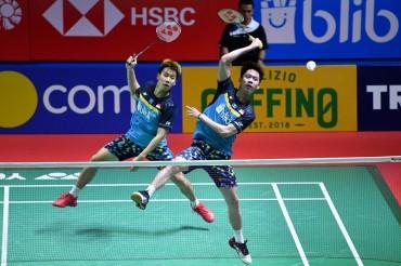 Menangi All Indonesian Final, Kevin/Marcus Pertahankan Gelar Juara Denmark Open 2019
